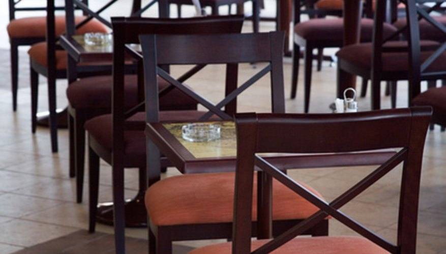 Los restaurantes tienen grandes costos iniciales de instalación, gracias las necesidades de inventario de apertura.