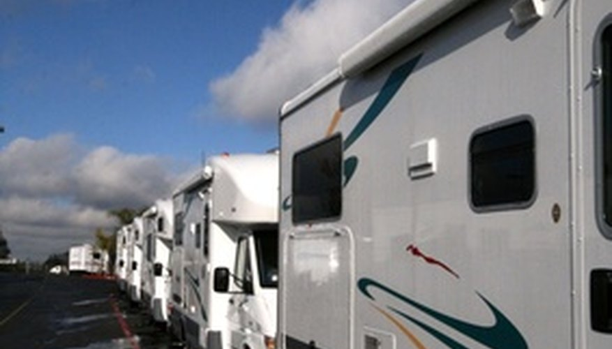 Releasing your lease on an RV can enable you to save money.
