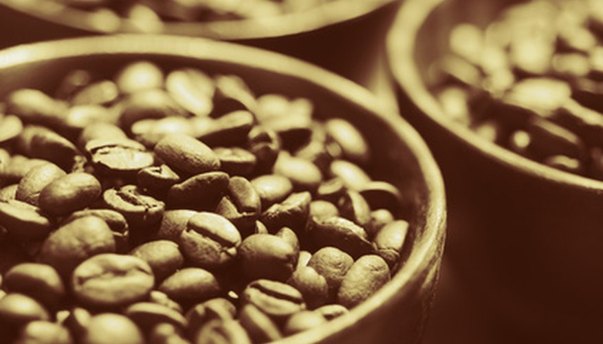 Grow your own coffee beans.