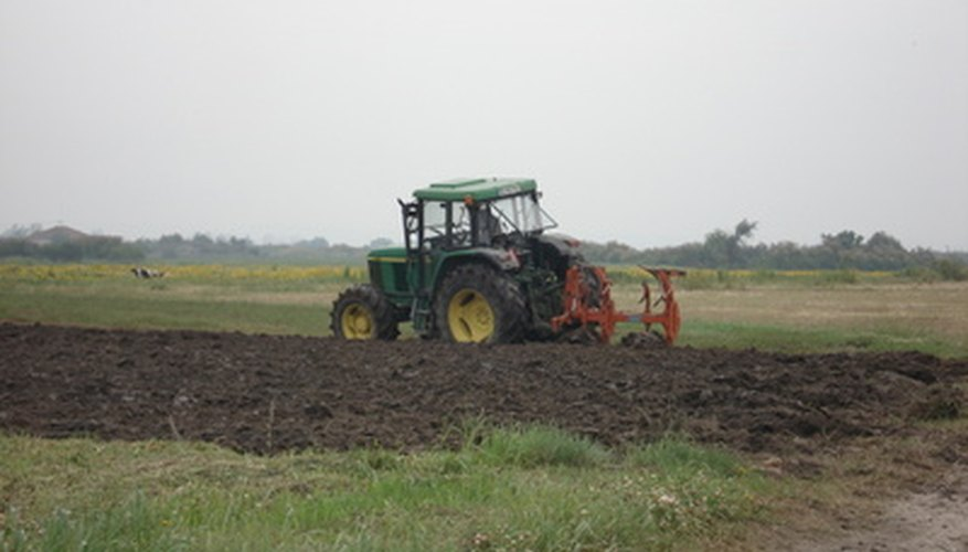 Agricultural yield largely depends on the soil quality.