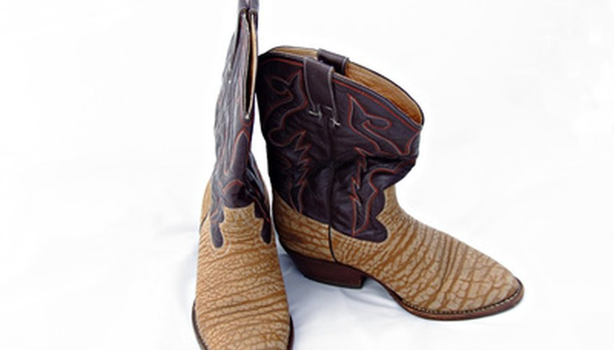Some online western stores sell cowboy boots.