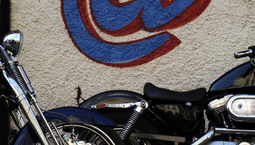motorbike und @