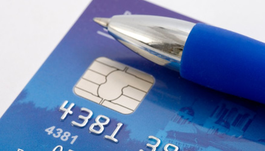 Visa debit cards have many of the same features as credit cards.