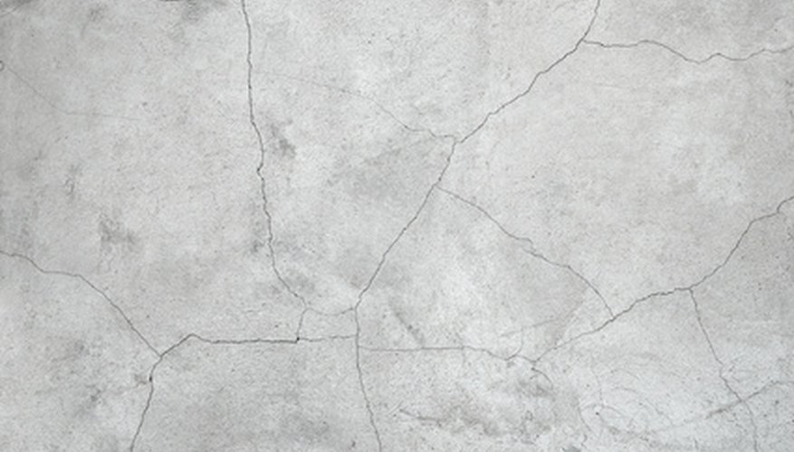 Small cracks in concrete look harmless, but can mean big trouble.