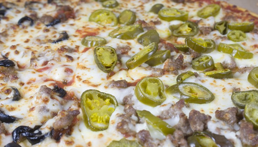 Jalapenos give some heat to natchos and other dishes.