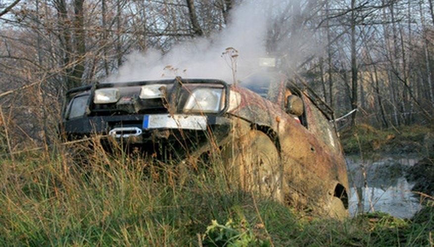 Los neumáticos grandes hacen que el camión sea más versátil, pero pueden producir problemas de rendimiento.