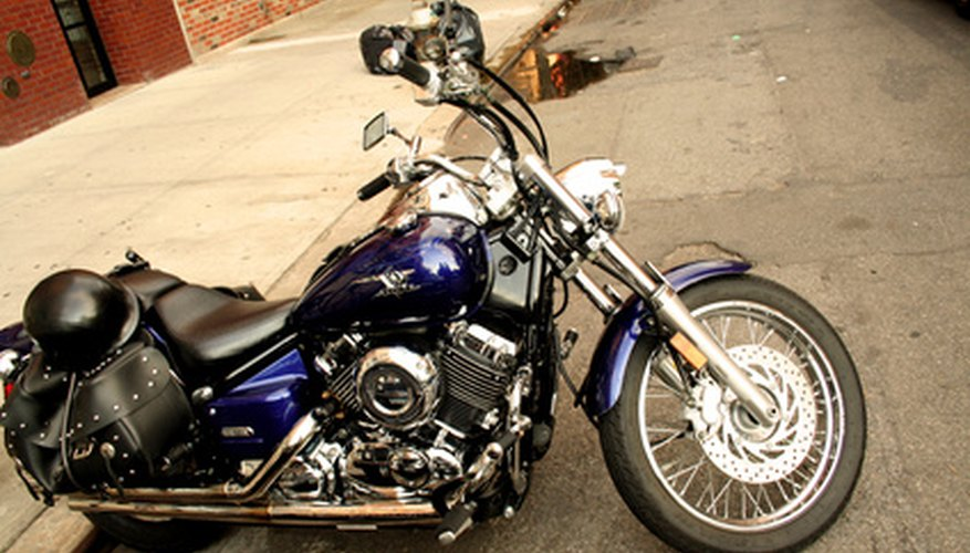 Consumers may purchase motorcycle parts for customization or repairs.