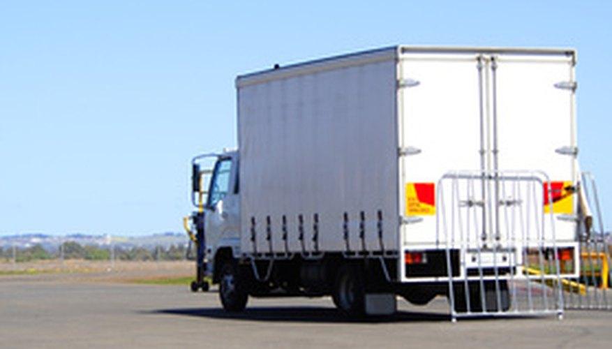 El éxito de un movimiento normalmente dependerá de la forma en que se cargue un camión antes del trasnporte.