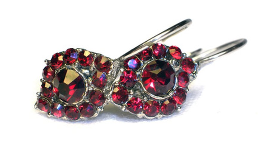 Fine garnets mined in the U.S. are known as American rubies.