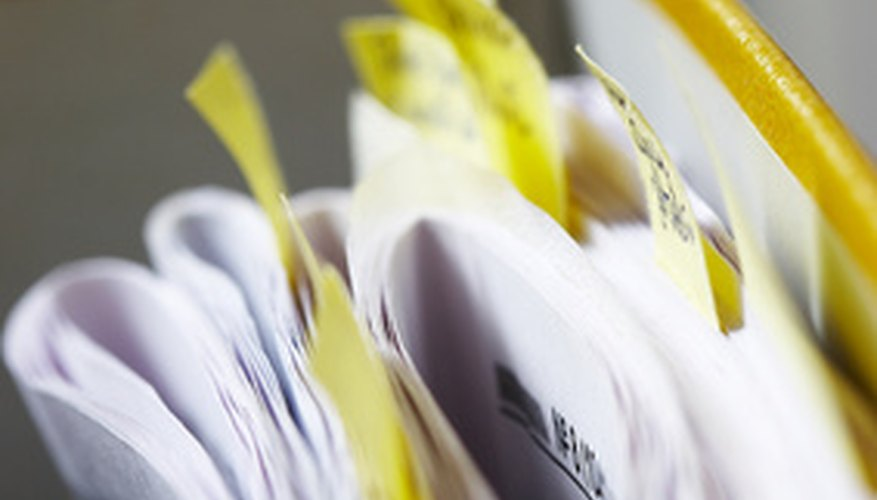 ISO standards often require strict document controls.