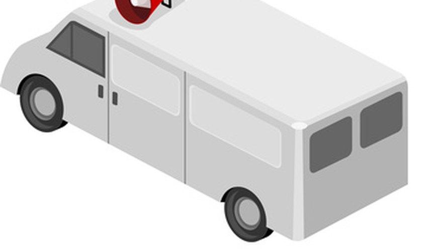 Las minivan son vehículos adecuados para familias medianas o grandes.