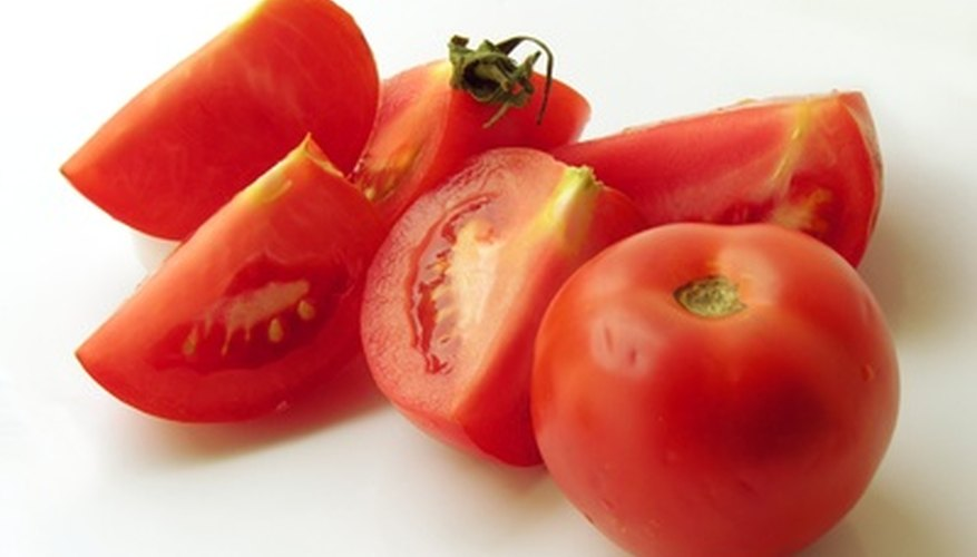 Fresh tomatoes can be a year-round crop in a greenhouse