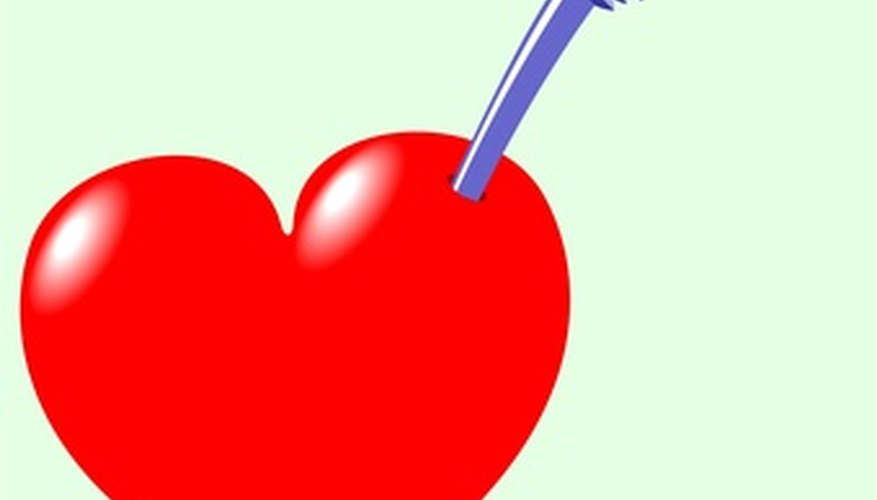 A working heart model teaches children how blood is transported throughout the body.