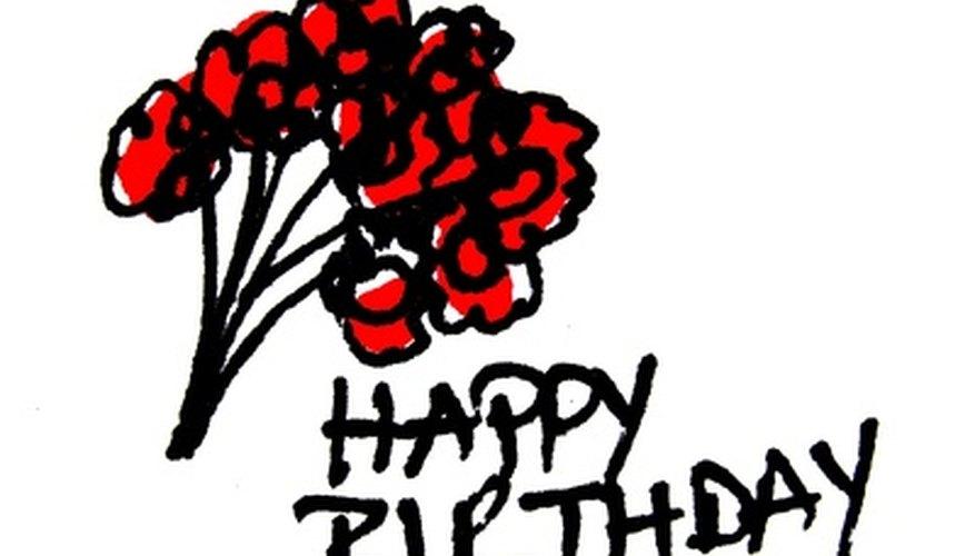 Cómo celebrar el cumpleaños con un diabético.