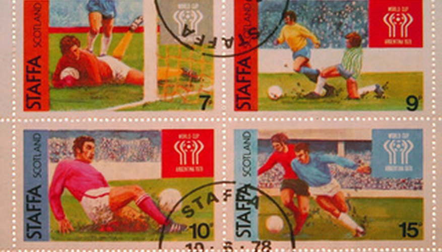 Commemorative stamps are popular among collectors.