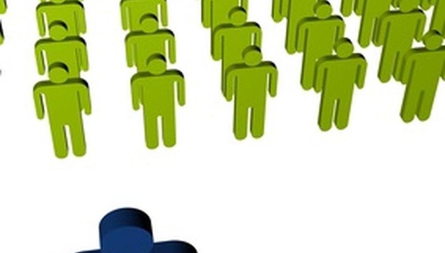 La estructura organizativa depende del liderazgo.