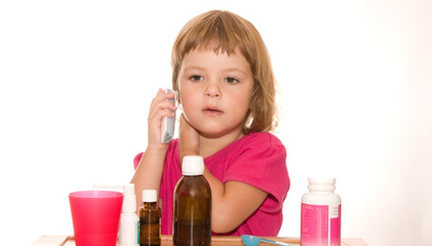 Treating a sick child at home reduces patient and family anxiety.