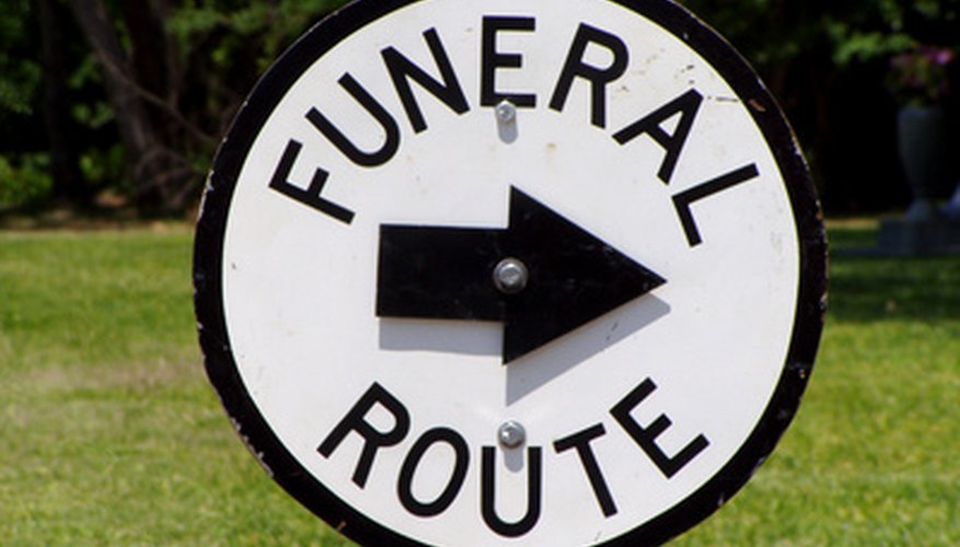 People on welfare at time of death are eligible to receive a free service, casket and burial plot.