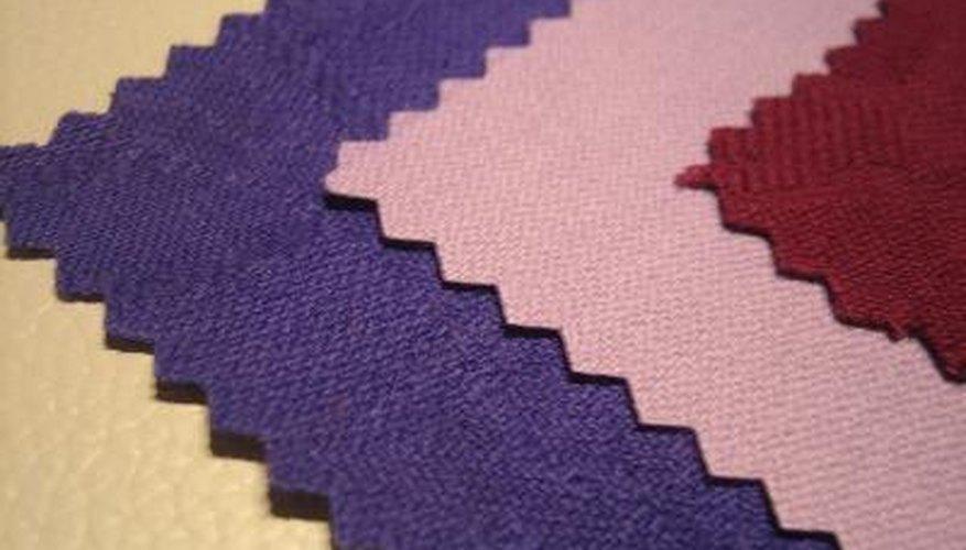 Puedes hacer cortinas enrollables sin coser.