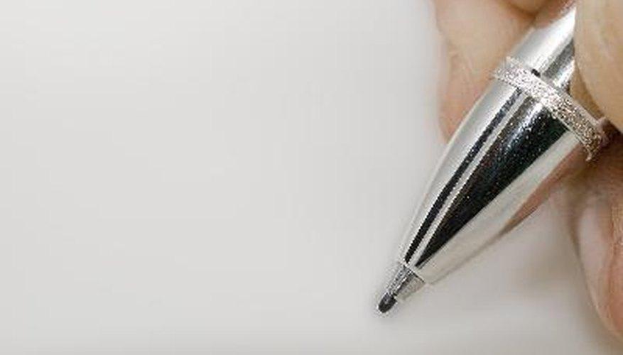 Escribe tus metas.