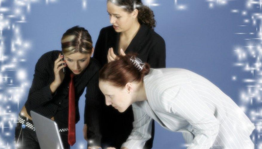 Tres métodos comunes de capacitación y desarrollo de personal.