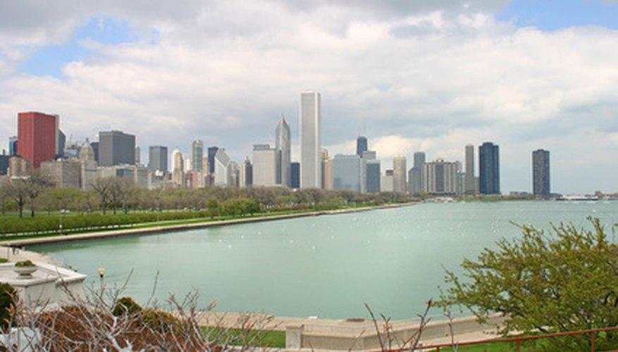 Chicago es la ciudad más grande de Illinois.
