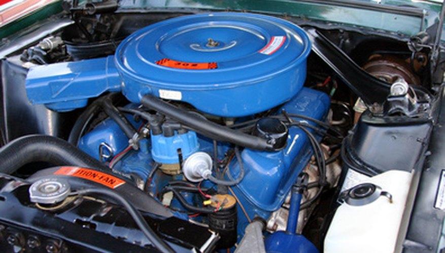 Los bloques de motor pueden repararse con sellador químico si se trata de una grieta.