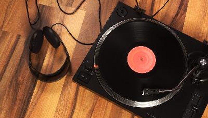 Puedes restaurar tus discos de vinilo.