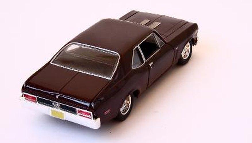El Chevette es un modelo de coche producido por Chevrolet.