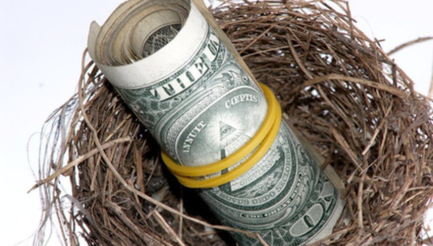 Social Security can provide a nest egg if a wage earner in the family dies.
