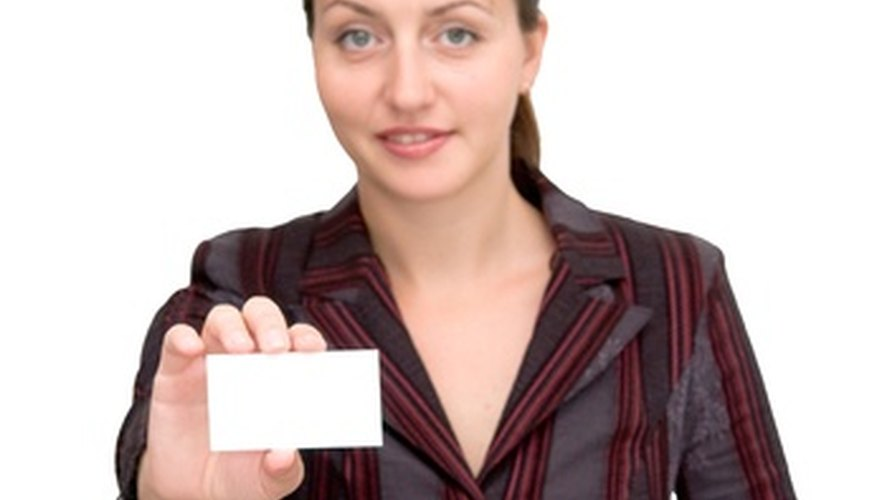 Copy your contacts' business cards for efficient filing.