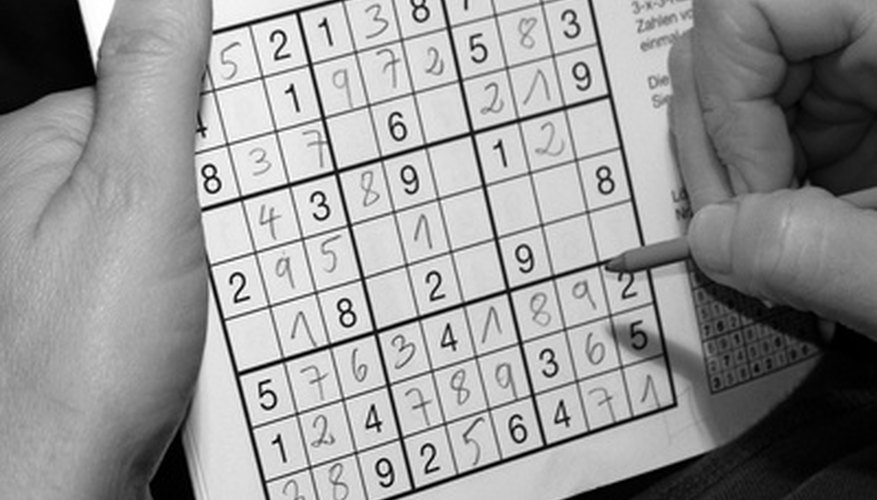 Traditional Sudoku uses a 9x9 grid.