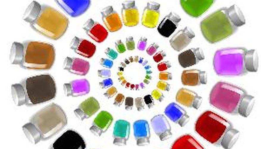 La teoría del color complementario es sólo una parte de la amplia teoría del color.