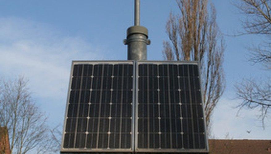 Los ingenieros de energía alternativa crean opciones de energía más limpia.