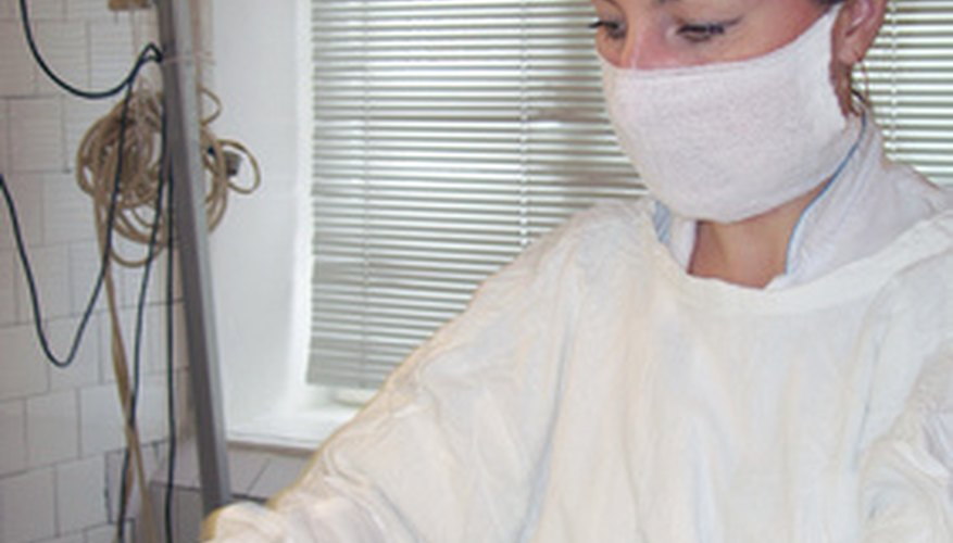 Aesthetic nurses help dermatologists treat patients with skin ailments.