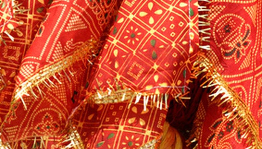 → Cómo hacer un bordado hindú   Geniolandia