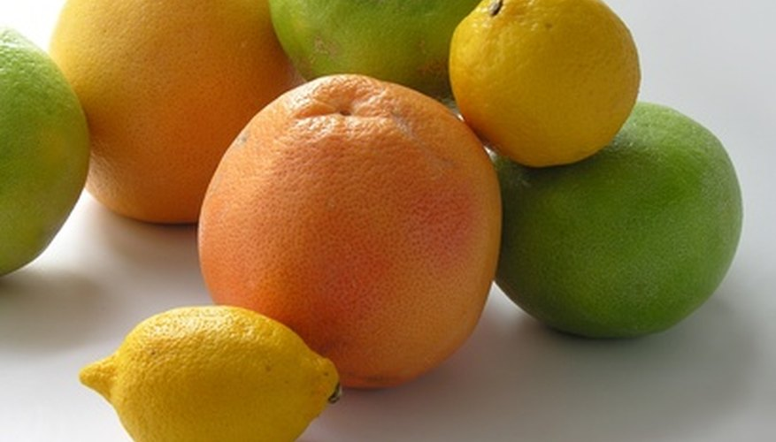Florida gardeners can grow a variety of citrus fruits.