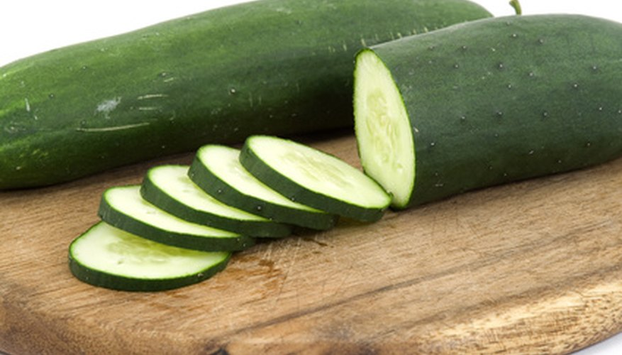 Cucumbers flourish in wet soil for juicy flavor and high-water content.