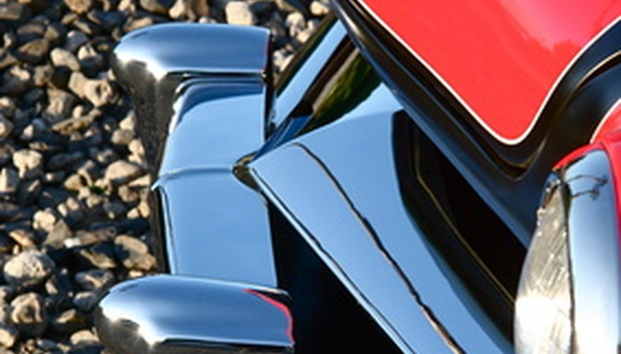 Chrome bumper