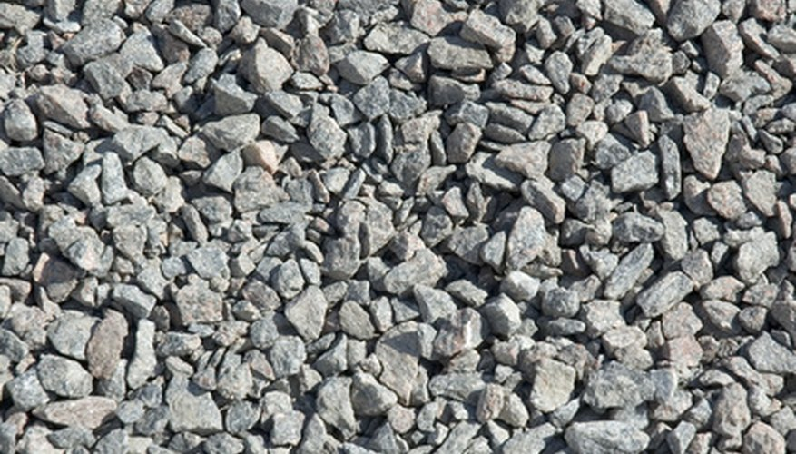 Popcorn shale gravel is a new soil amendment.
