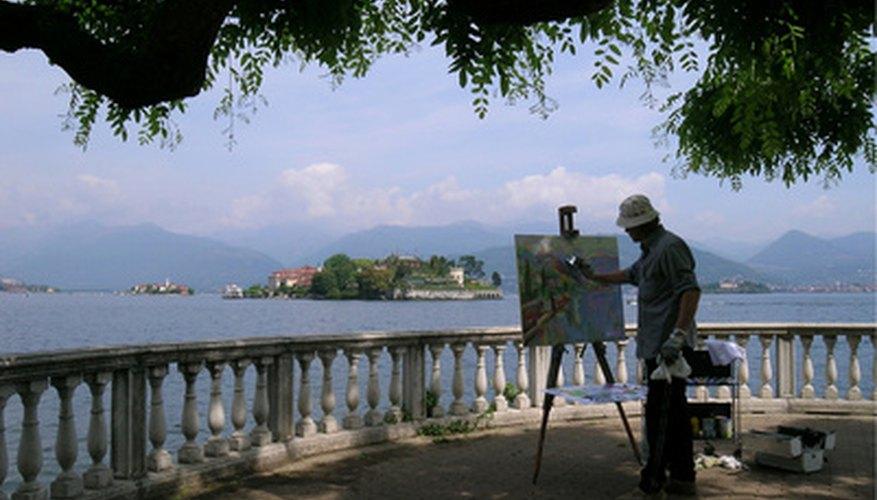 Diviértete y disfruta pintando.