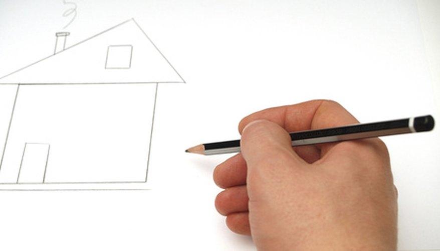 Dibuja imágenes que acompañen a cada letra, como C de casa.