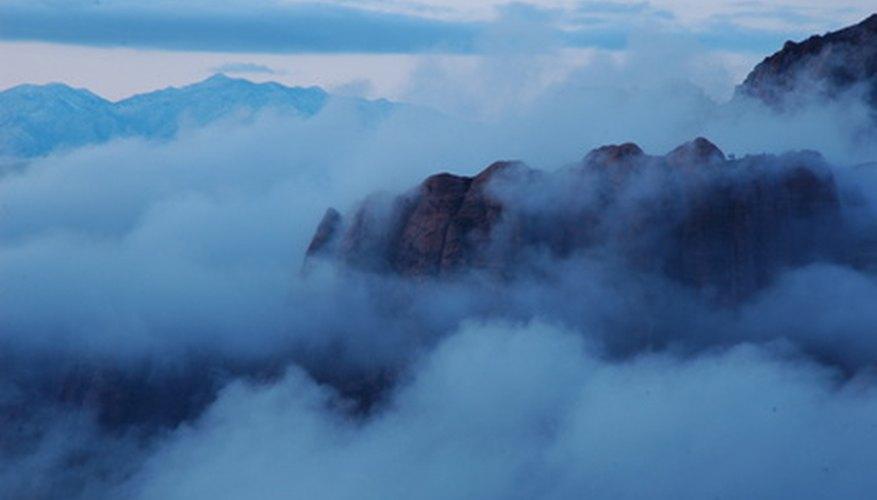 En la mayoría de los casos la niebla es impredecible.