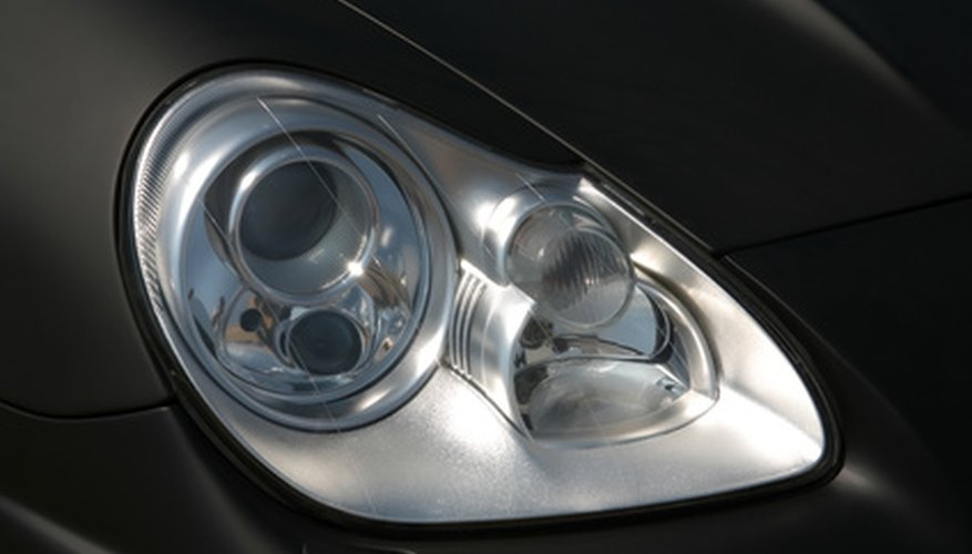 Car Lighting Device, Black Modern Sport Auto