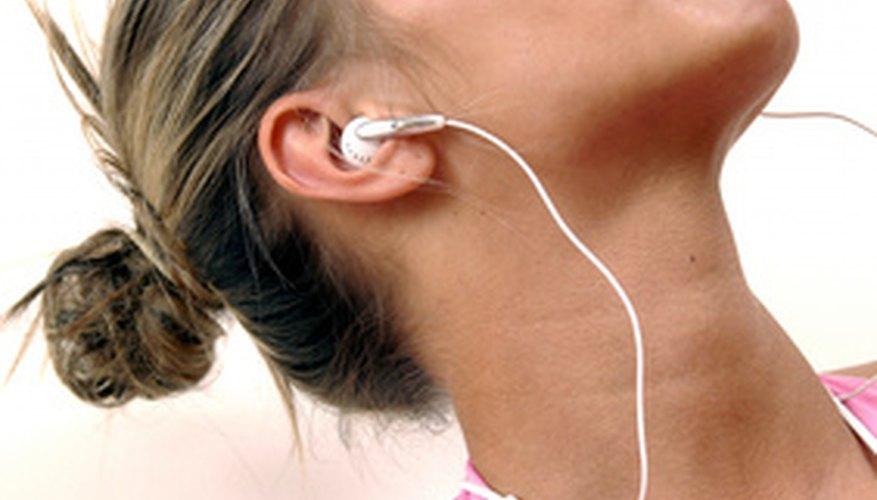 Repara los auriculares de tu iPod y escucha tu música.