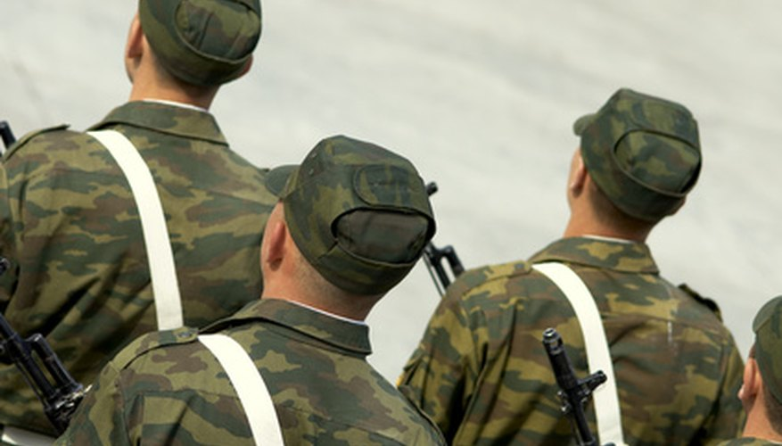 Most private creditors cannot garnish a military retirement pension.