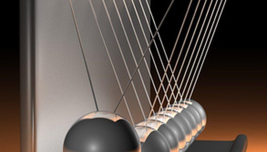 Isaac Newton desarrolló tres leyes del movimiento.