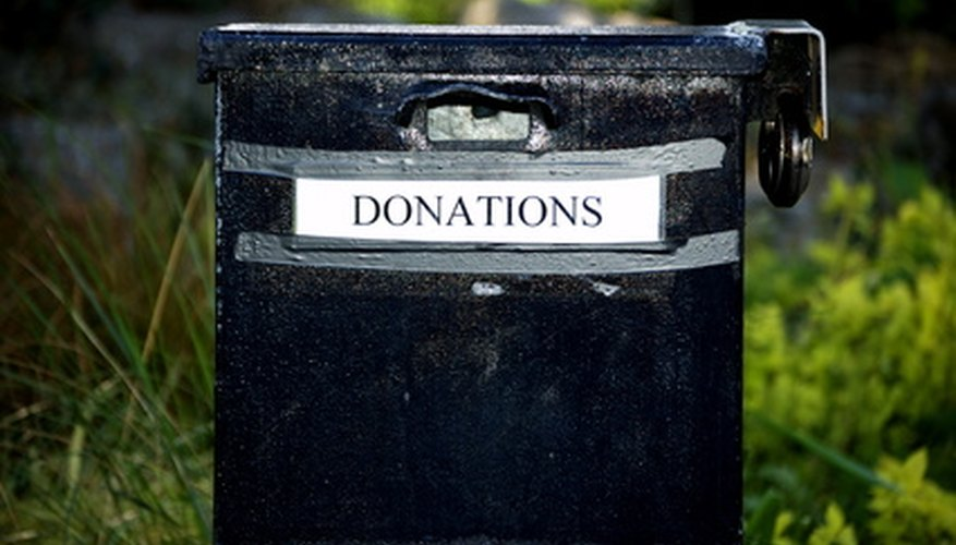 Registering your charity is the first step in starting a charitable organization.