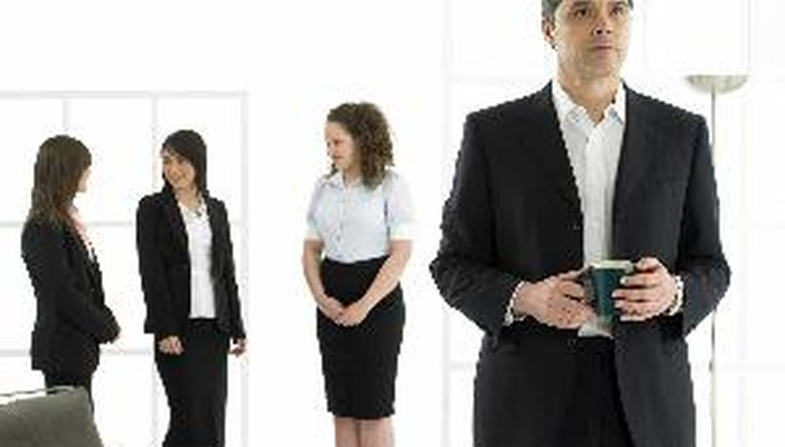 La dinámica de grupo considera los comportamientos de los individuos dentro de un grupo.