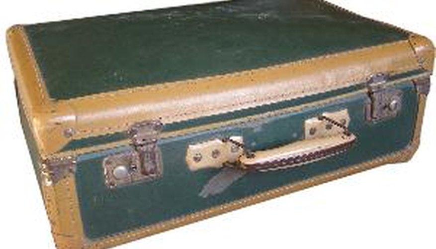 Empacar una sola maleta no es imposible.
